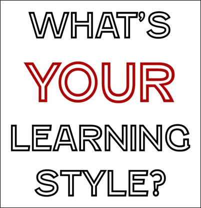 individual learning preferences Identify your learning preferences for each learning dimension read through the explanations of each learning preference and choose the one that best reflects your style alternatively, use an index of learning styles questionnaire .