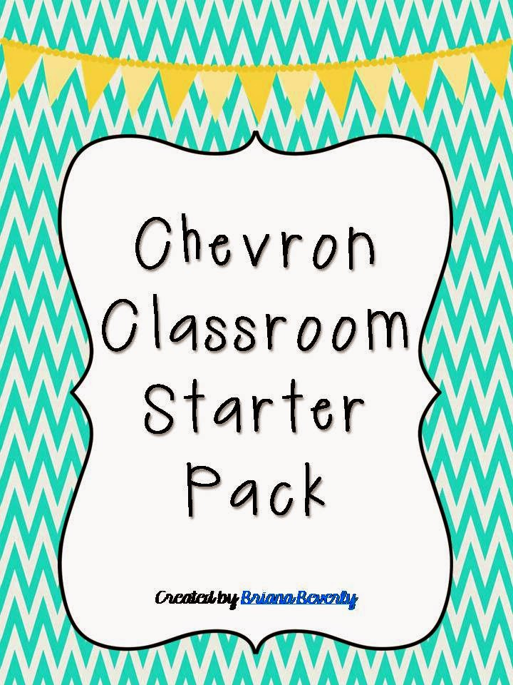 http://www.teacherspayteachers.com/Product/Chevron-Classroom-Starter-Mega-Pack-727046