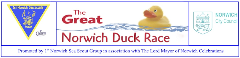 The Great Norwich Duck Race