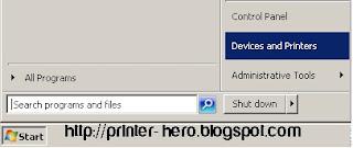 cara melakukan nozzle check pada printer canon