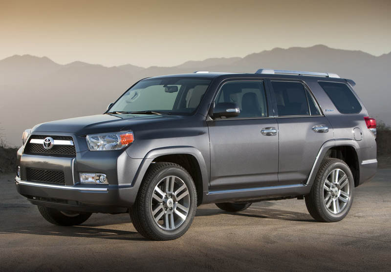 Friday, January 9, 2015. When The First Toyota 4Runner ...