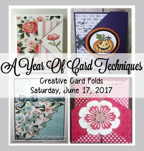 Creative Card Folds