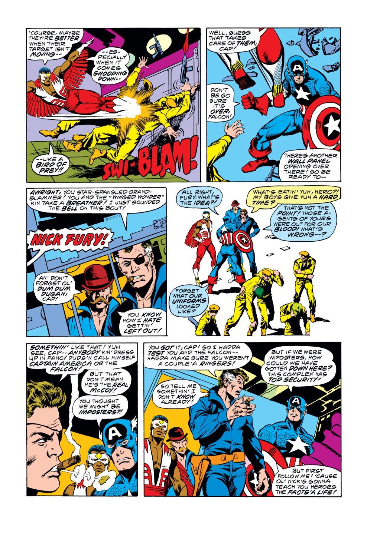 Captain America (1968) Issue #217 #131 - English 6