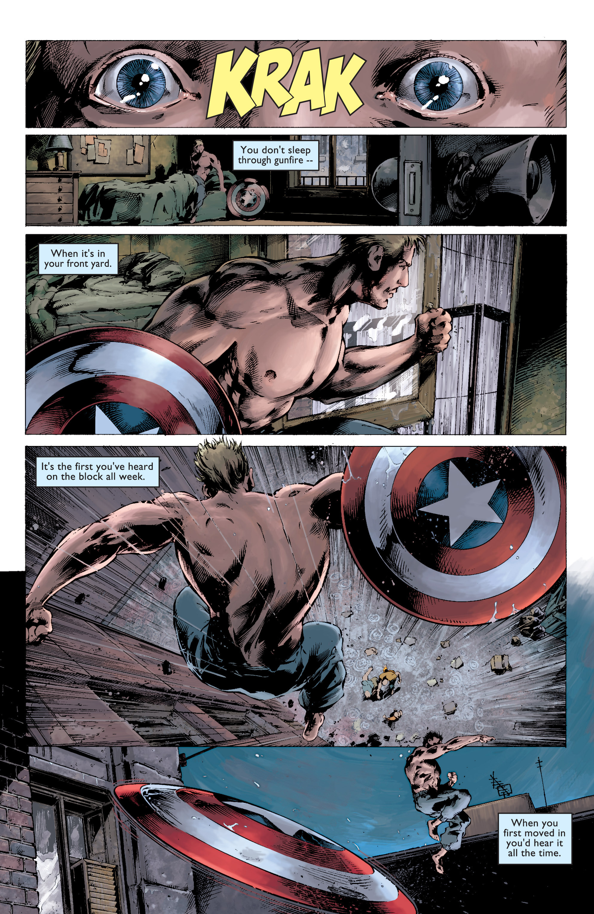 Captain America (2002) Issue #7 #8 - English 7
