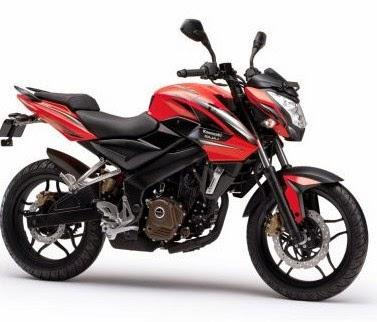 Harga dan Spesifikasi Kawasaki Bajaj Pulsar 200 NS
