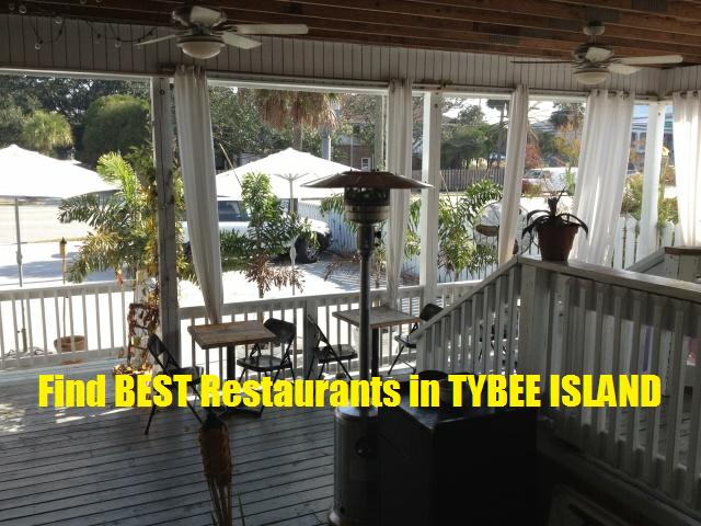 Tybee Island Social Club Brunch Menu