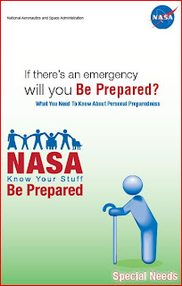 Awareness: NASA Disabled People Special Needs Emergency Plan Supply Kit Download