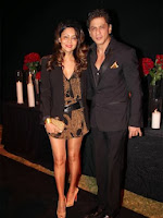 Deepika celebrates her success in Bollywoood with celebrities