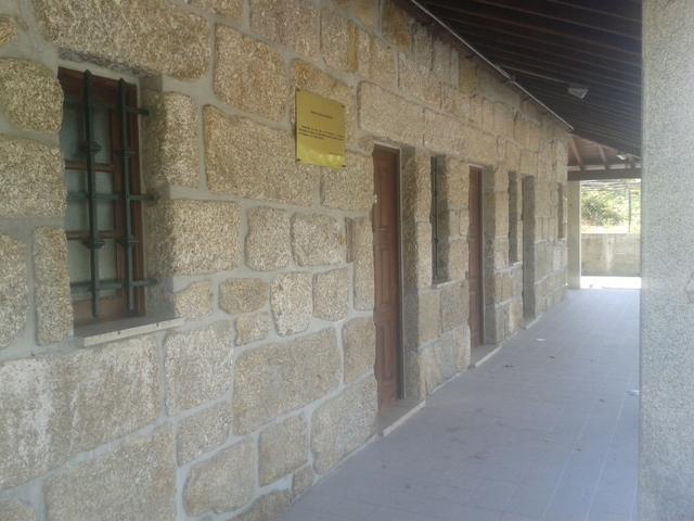 Casas de Banho e arrumos