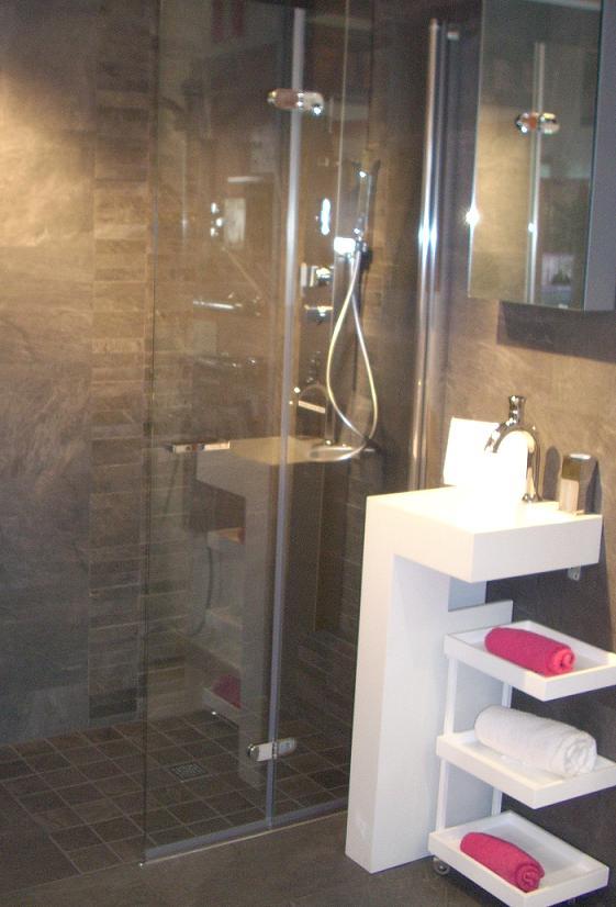 Decoracional platos de ducha de obra - Mamparas para duchas de obra ...