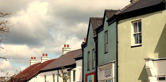The village at Bluestone Wales