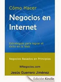 Libro sobre hacer negocios en Internet
