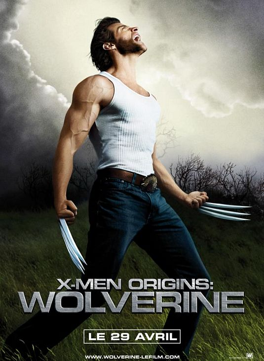 X Men Origins: Wolverine