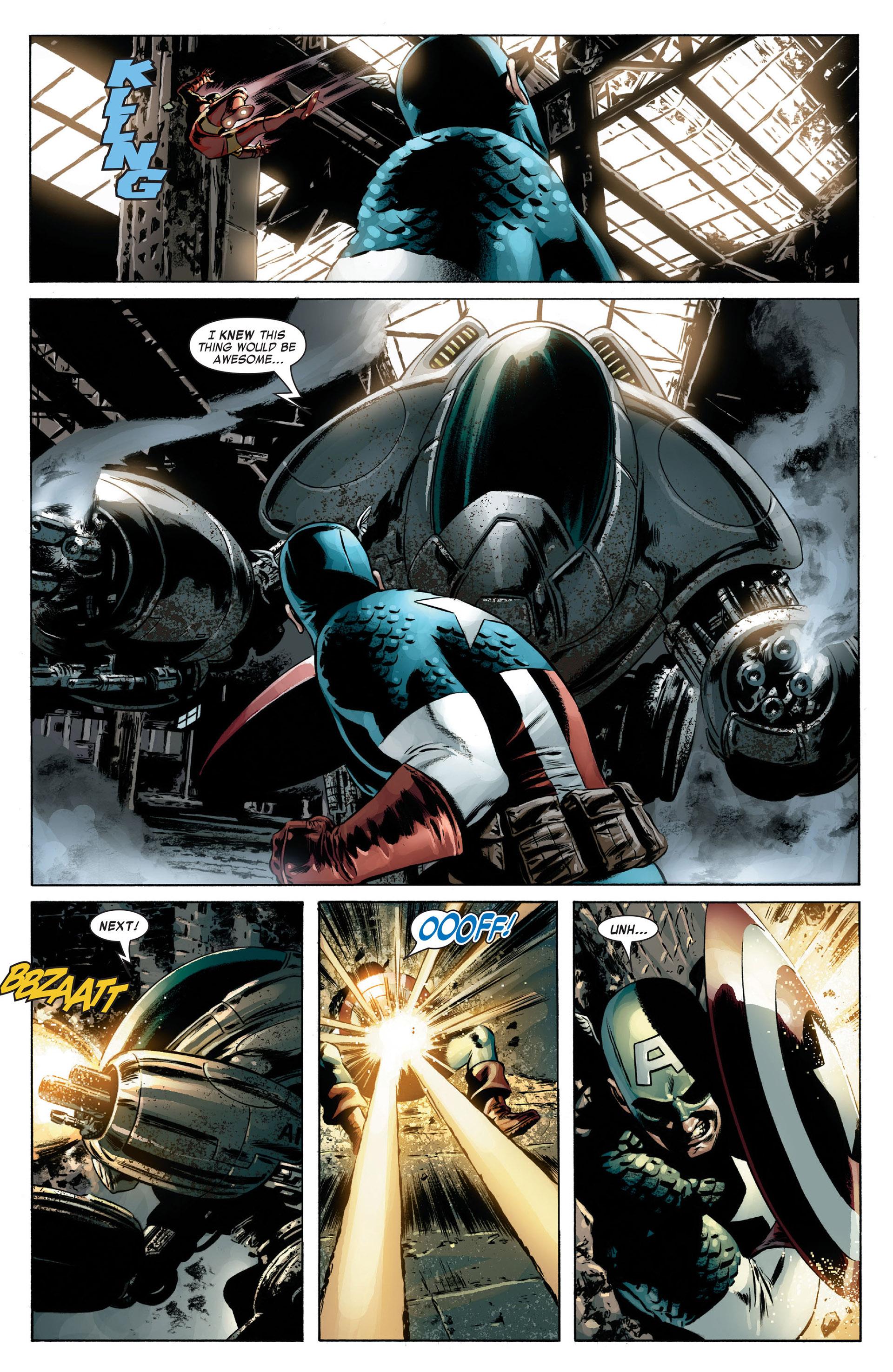 Captain America (2005) Issue #13 #13 - English 12