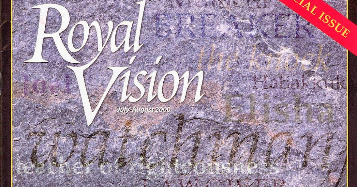 Living Armstrongism Part 2 Of Reading Pcgs That Prophet Royal Vision