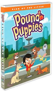 Pound Puppies: Pick of the Litter  cover