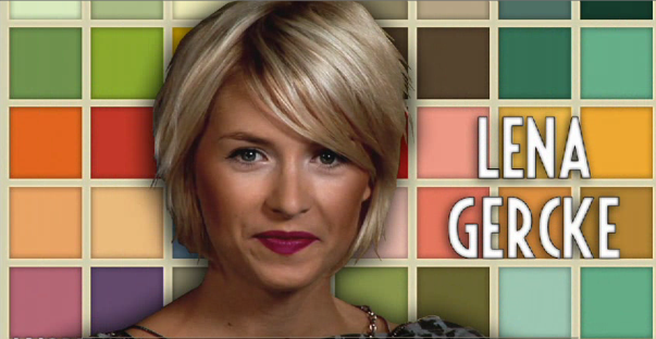 lena gercke wallpaper. Lena Gercke featured on