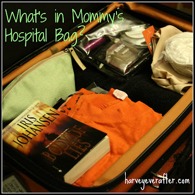 packing for going into labor
