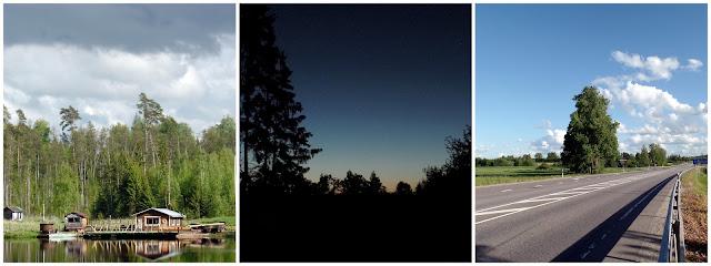 Landscapes Paisajes Estonia Eesti