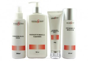 Dermascent products