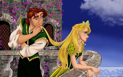 Une lettre d'amour pour ma princesse