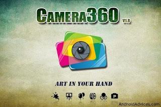 Aplikasi Camera 360 Terbaru