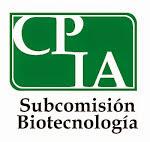 Coordinador de la Subcomisión de Biotecnología.