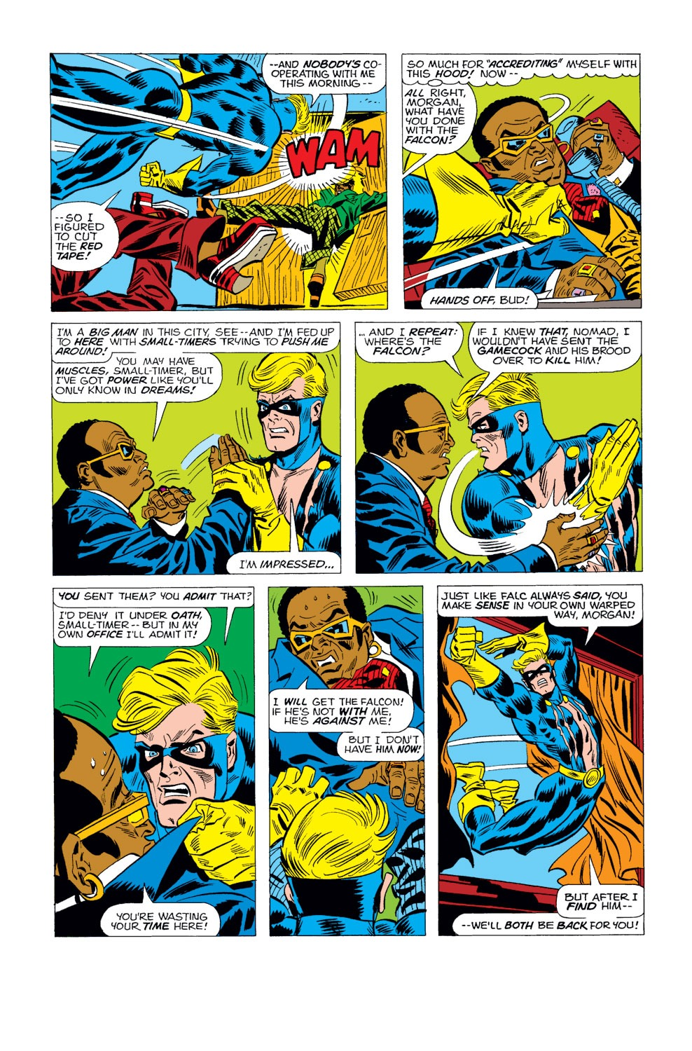 Captain America (1968) Issue #183 #97 - English 10