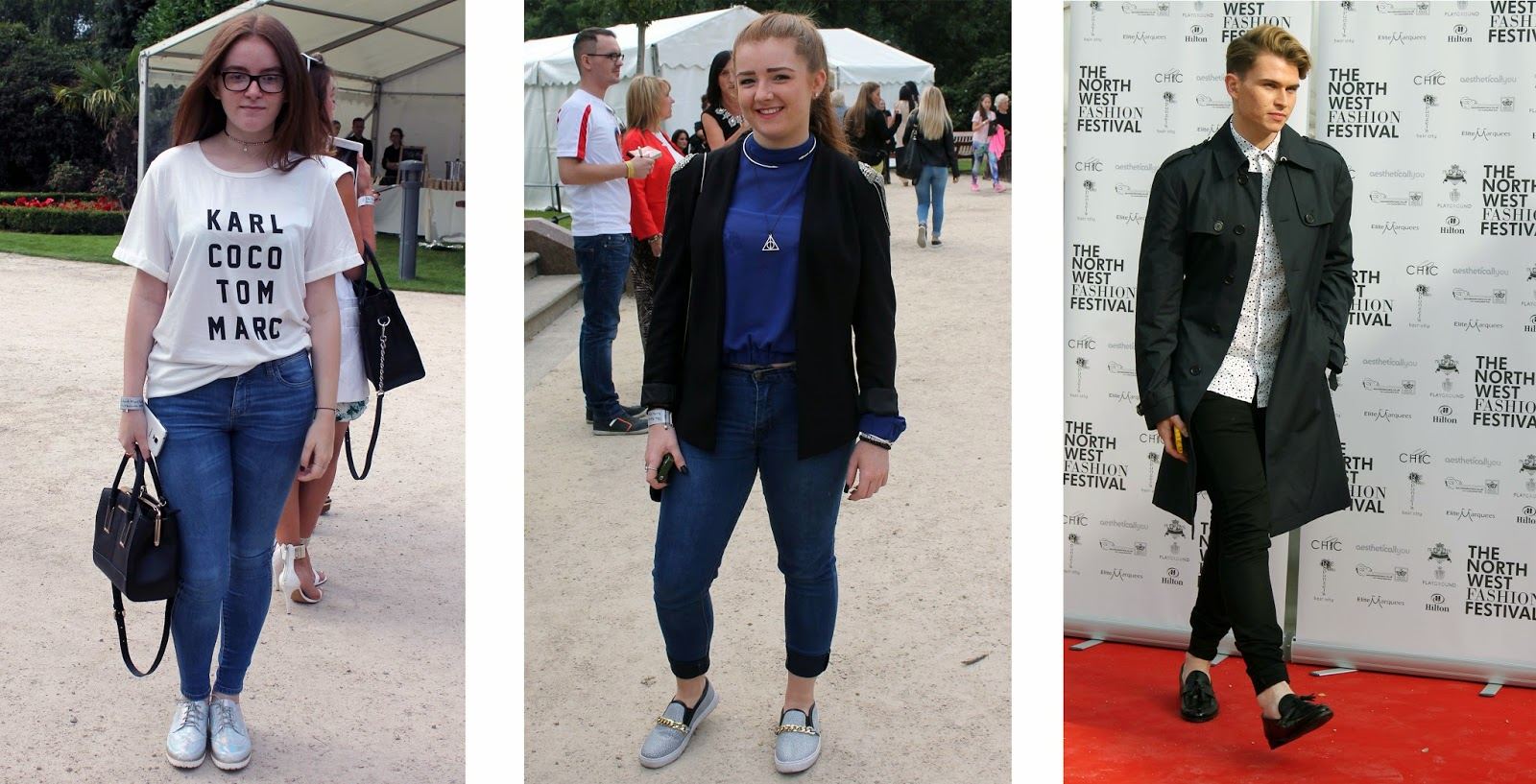 north west fashion festival streetstyle, emerging trends gender role reversal