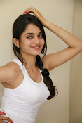 Sheena shahabadi Glam Pics in White Top-thumbnail-2