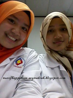we're unimas student