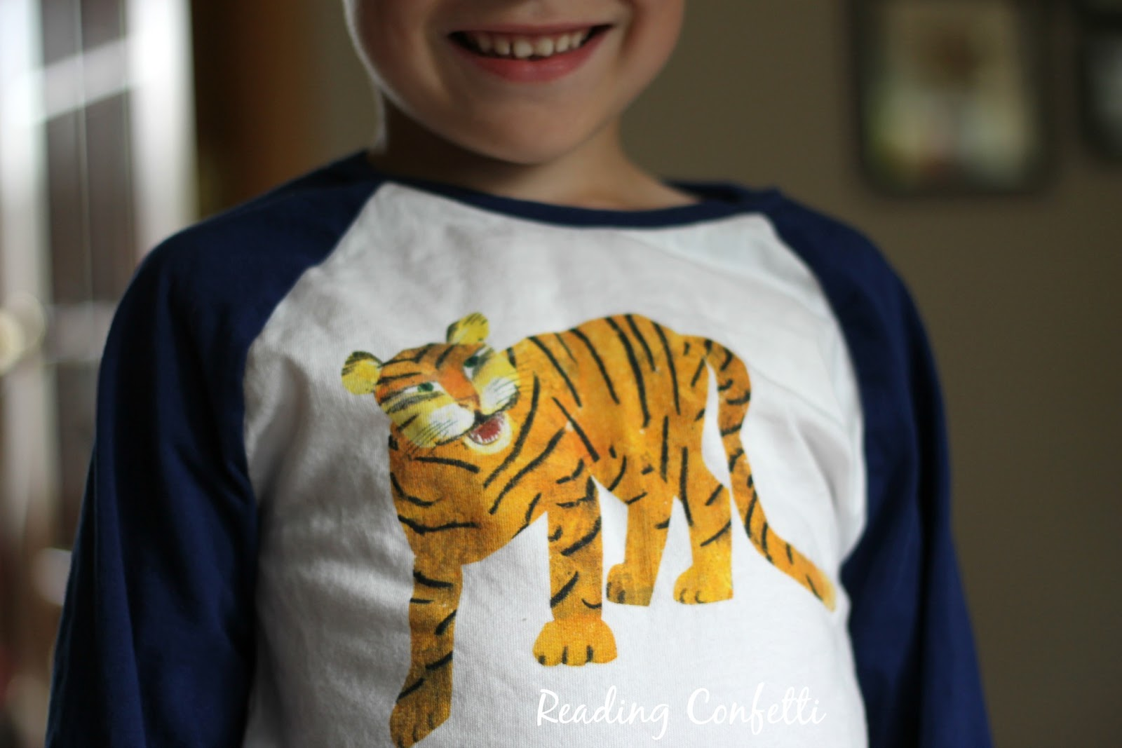Eric Carle Inspired Clothes and Book Activities