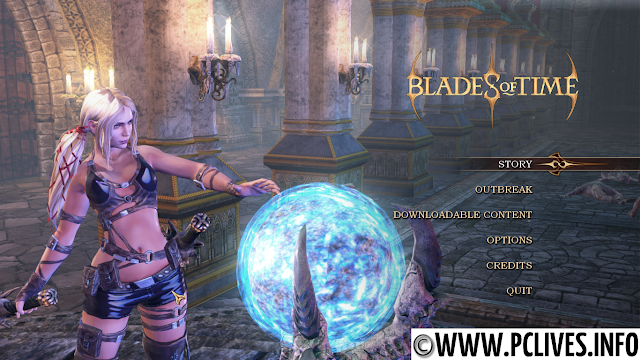 ho to download Blades of time (2012) - SKiDROW
