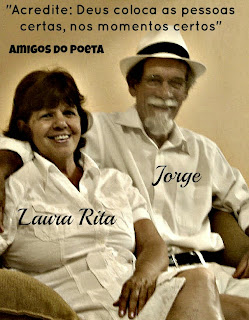 Laura Rita e Jorge
