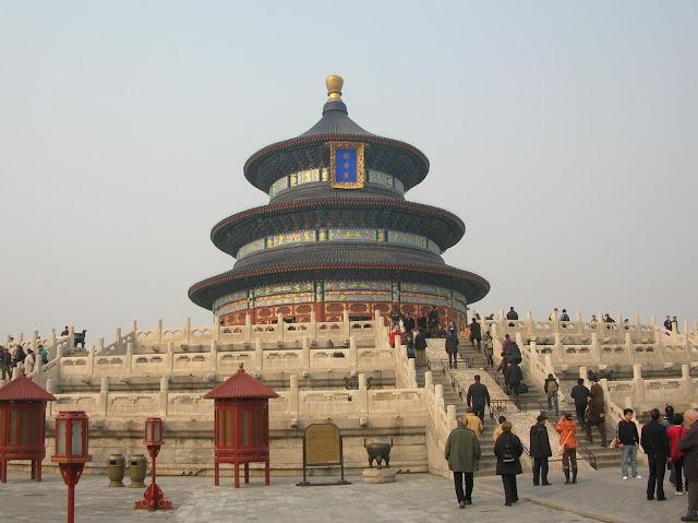 cosa vedere a pechino, tempio del cielo