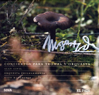 Mozart - Col. El País 250 Aniversario-(2006)-15-Conciertos para trompa-carátula frontal