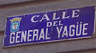 Documental La calle del general