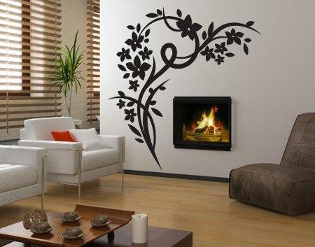 Pintureria nalon adhesivos en la pared la ultima moda for Adhesivos neveras decoracion