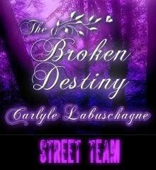 Carlyle Labuschagne  Street Team