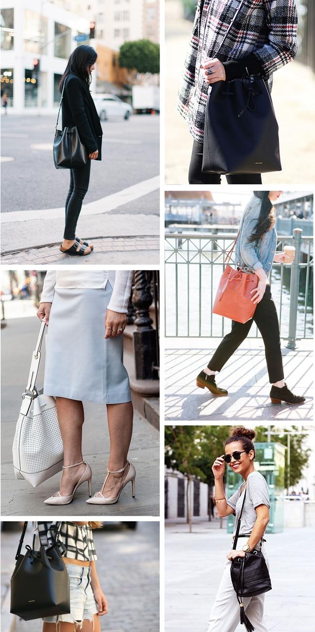 bucket bag, inspiration, fashion trends 2014, blogger