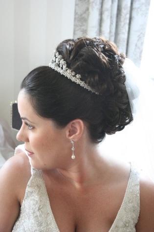 Peinados moріў±os para novias
