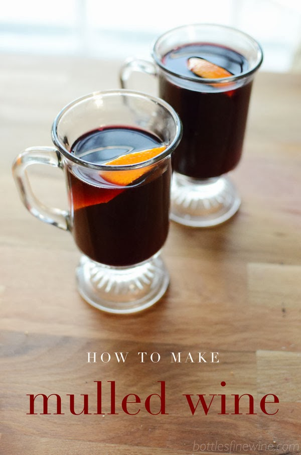how to make mulled wine directions