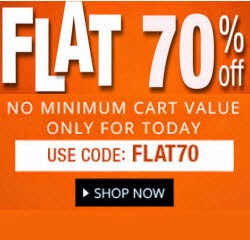 Yebhi : Clothing, Footwears, Accessories, Jewellery, Home Furnishing & more upto 79% off + 70% off