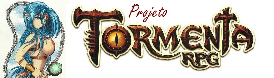 Projeto Tormenta RPG