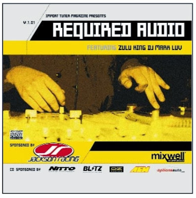 DJ Mark Luv - Required Audio