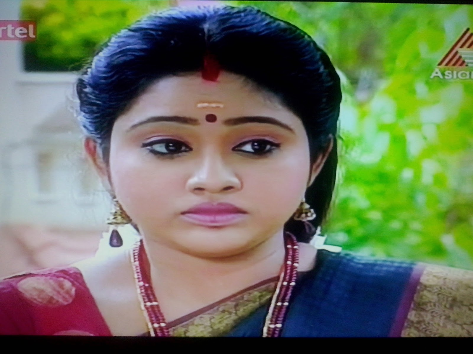 Serial actress Meghna images, Chandanamazha Serial actress Meghna ...
