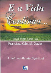 "RESUMO DO LIVRO ""E A VIDA CONTINUA . . ."""