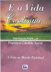 """RESUMO DO LIVRO """"E A VIDA CONTINUA . . ."""""""
