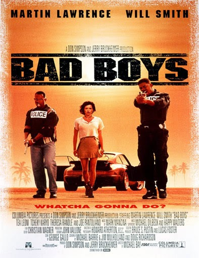 Ver Dos policías rebeldes (Bad Boys) (1995) Online