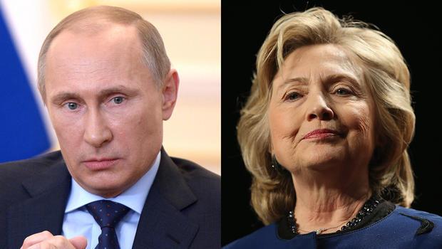 Η Χίλαρι προκαλεί τον Πούτιν σε πόλεμο: Πρέπει να σταματήσουμε την Ρωσία